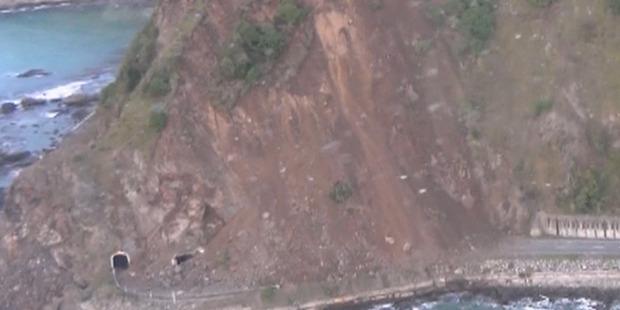 地すべり-北カンタベリー地震・ニュージーランド