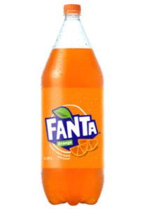 ニュージーランドのファンタオレンジ
